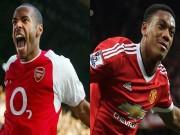 Số 9 của MU: Mourinho  & amp; Điệp vụ biến Martial thành Henry mới