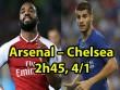 """Arsenal – Chelsea: """"Pháo"""" run rẩy, mối họa từ """"sát thủ"""" ẩn mình"""