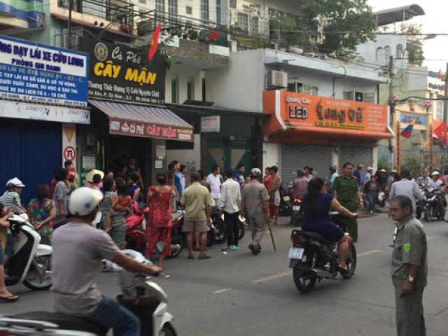 Cô gái chết bất thường trong phòng trọ ở trung tâm Sài Gòn