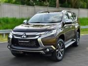 Mitsubishi Pajero Sport tại Việt Nam tăng giá