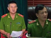 Tin tức trong ngày - Tướng Hồ Sỹ Tiến và Nguyễn Anh Tuấn - khắc tinh của tội phạm- nghỉ hưu