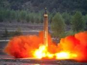 Thế giới - Tên lửa đạn đạo Triều Tiên phát nổ, rơi xuống TP 200.000 người?
