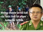 Tin tức trong ngày - Những chuyên án nổi bật của tướng Hồ Sỹ Tiến