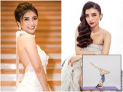 """Tư thế kim cương giúp  """" cháu gái Lam Trường """"  ngày càng xinh đẹp"""