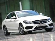 Xe Mercedes tăng cường ưu đãi trước Tết 2018