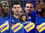 Chelsea lại có biến: Conte chì chiết sếp sòng, mơ làm thầy Neymar
