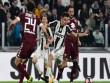Juventus - Torino: Bắn phá dữ dội, 2 bàn đắng ngắt