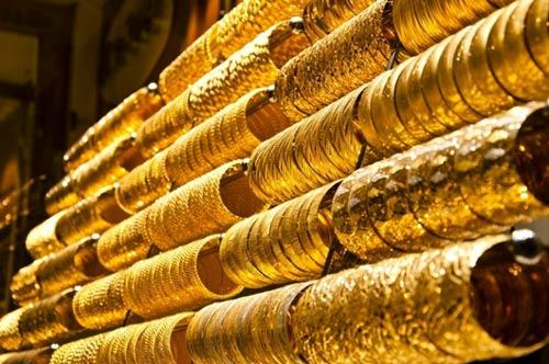 Giá vàng hôm nay (5/1): Bật tăng trở lại - 1