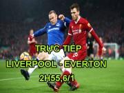 Chi tiết Liverpool - Everton: Nỗ lực vô vọng (KT)