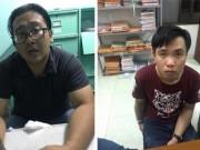 An ninh Xã hội - Lộ mặt nhóm dàn cảnh cướp xe, siết cổ nạn nhân ở Sài Gòn