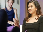 Ca nhạc - MTV - Nữ ca sĩ được chồng bóp chân tiết lộ lý do say mê trai ngoại quốc
