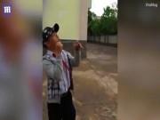 Báo Tây sửng sốt với cậu bé Việt Nam chơi yo-yo  như thần