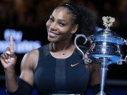 Tin thể thao HOT 5/1: Não lòng, Serena tuyên bố bỏ Australian Open 2018