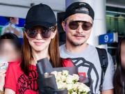 Vợ chồng Phạm Văn Phương, Lý Minh Thuận giản dị xuất hiện tại Sài Gòn