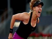 Thể thao - Mỹ nhân tennis Bouchard khoe thân hình ngây ngất, cực nhọc vẫn quá đẹp