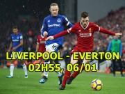 Liverpool - Everton: Nỗi sợ Rooney, nỗi sợ sa lầy