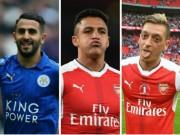 Bóng đá - Chuyển nhượng MU: Mourinho nên mua Sanchez, Ozil và Mahrez