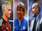 """Bẽ bàng Mourinho và Conte: Gần 600 triệu bảng  """" hít khói """"  Pep"""