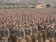 """Ông Tập mặc quân phục, yêu cầu binh lính """"sẵn sàng chiến đấu"""""""
