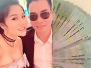 Ca sĩ hát đám cưới 10 tỷ của đại gia Bắc Ninh: Quà của fan lên tới vài trăm triệu đồng