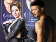 """Ra mắt phim 18+, Nhật Kim Anh được dàn  """" trai 6 múi """"  hộ tống"""