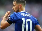 Chuyển nhượng HOT 6/1: Hazard cứng đầu, quyết bỏ Chelsea sang Real
