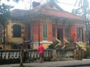 Những ngôi biệt thự Pháp cổ xưa ở Huế trước nguy cơ... bị xóa sổ