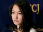 """Cô gái Nhật phá vỡ  """" truyền thống """" , kể về chuyện bị hãm hiếp"""