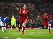 """Sao 75 triệu bảng Liverpool ra mắt: Khỏe như Lukaku,  """" bén """"  hơn Morata"""