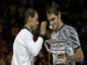 Thể thao - Federer thăng hoa đầu năm: Australian Open lại dưới chân FedEX