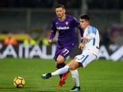 Fiorentina - Inter Milan: Căng thẳng tột độ,  vỡ tim  phút chót