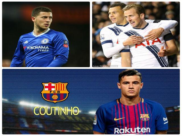 """Coutinho về Barca: Khơi mào """"bom tấn"""" ngoại hạng Anh đổ bộ Liga"""