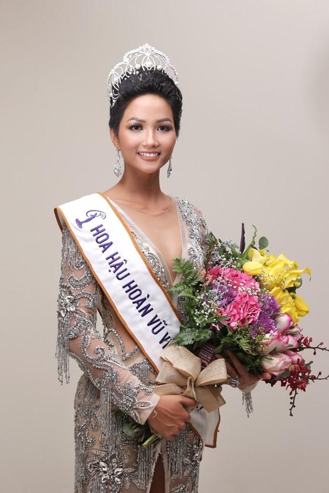 Cư dân mạng tranh cãi về nhan sắc Tân Hoa hậu Hoàn vũ Việt Nam - 1