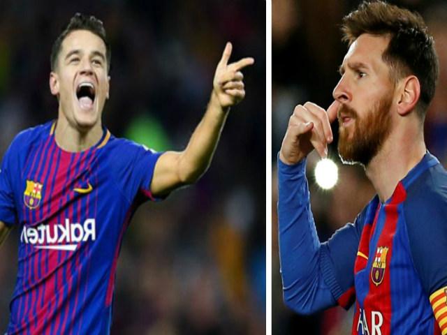 """Barca nổ """"bom tấn"""" Coutinho: Chiều Messi & tiễn 8 SAO ra đường"""