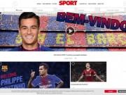 Bóng đá - Báo chí thế giới: Barca có Coutinho, mở ra giai đoạn thống trị mới