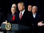 Thế giới - Ông Trump bất ngờ nói sẵn sàng điện đàm với nhà lãnh đạo Triều Tiên