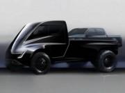 Tesla hé lộ ý định làm xe bán tải