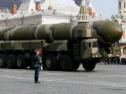 Nga thử vũ khí cực nhanh có thể đánh bại  lá chắn tên lửa  NATO