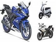 Thế giới xe - Loạt xe Yamaha mới sẵn sàng cho 2018 Auto Expo