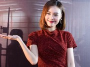 """Ninh Dương Lan Ngọc một mình dự đám cưới diễn viên """"Cánh đồng bất tận"""""""
