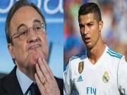 """Bóng đá - Real phế truất Ronaldo: """"Ông trùm"""" Perez nhắm 3 SAO khủng thay thế"""