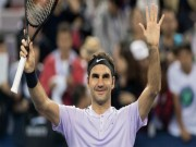 """Thể thao - Australian Open: Số 1 """"nhường"""" Nadal, Federer vĩ đại chỉ cần Grand Slam"""
