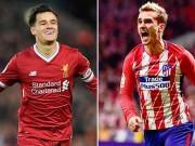 Bóng đá - Barca có Coutinho, MU rảnh tay mua Griezmann 100 triệu euro