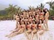 Loạt ứng viên Hoa hậu Hoàn vũ lộ thân hình khác xa trên ảnh HOT nhất tuần