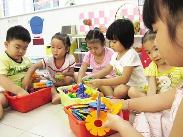 Trường mầm non nhận trẻ 3 tháng tuổi: Giáo viên cần có thêm trình độ y tá