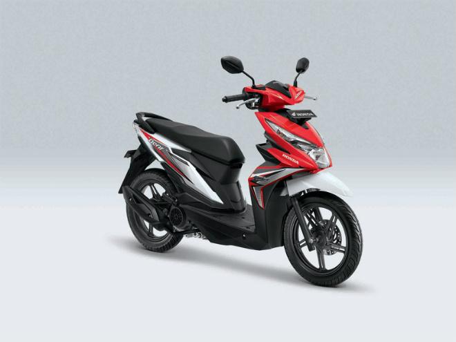 Xe ga 2018 Honda BeAt eSP đồ họa mới, giá 26 triệu đồng - 1
