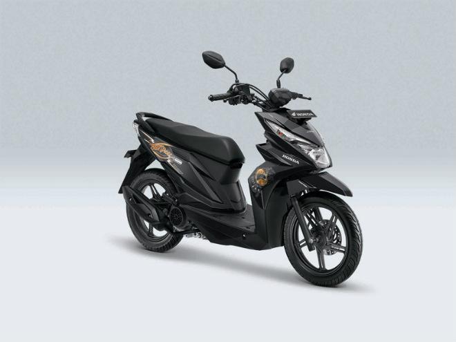 Xe ga 2018 Honda BeAt eSP đồ họa mới, giá 26 triệu đồng - 2