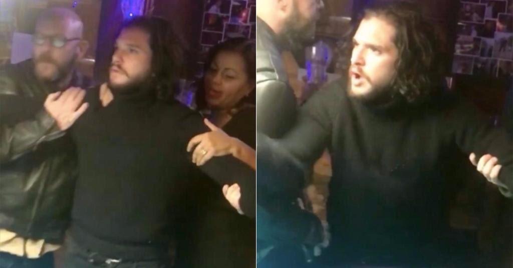 """Nam chính """"Trò chơi vương quyền"""" bị đuổi khỏi quán bar vì hành vi gây rối - 2"""