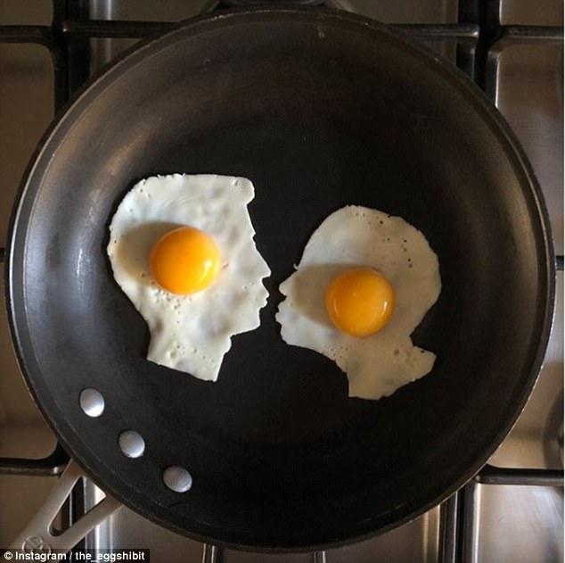 Tròn mắt trước những món ăn từ trứng đẹp xuất sắc của nữ sinh trường Y - 3
