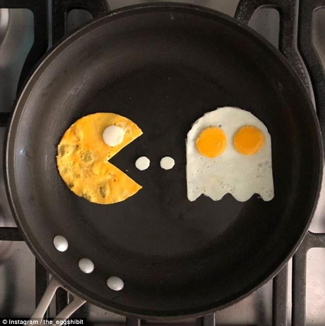 Tròn mắt trước những món ăn từ trứng đẹp xuất sắc của nữ sinh trường Y - 7